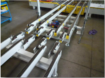 传送系统-电动辊式输送机 POWER DRIVEN ROLLER CONVEYORS for HIGH LOAD PRODUCTS